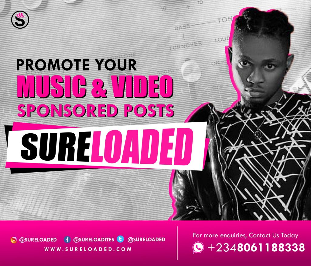 Promote your music - Omah Lay